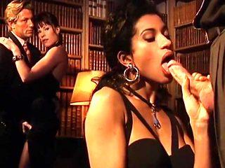 Incredible homemade Group Sex, Pornstars sex scene