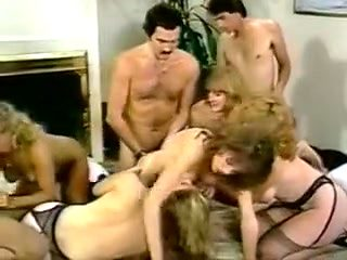 Fabulous Stockings, Retro sex video