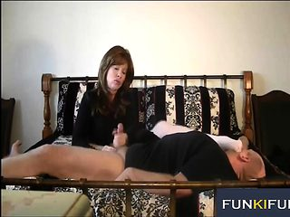 CFNM HANDJOB AND CUMSHOT COMPILATION PART 1