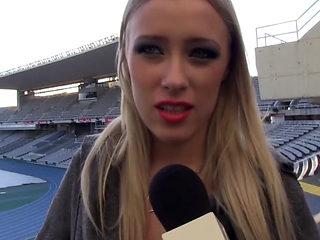 Sex With Amazing Russian Blonde Teena Lipoldino