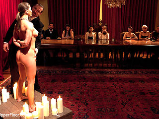 Ariel X & Odile in Slave Initiation: Buffy  - TheUpperFloor