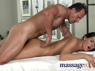 Horny pornstar in Amazing Creampie, Massage porn video