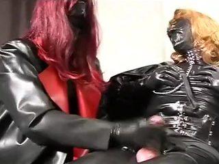 Hottest amateur Handjobs, BDSM sex video