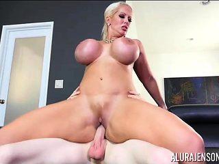 Big Tits Big Cock Alura Jenson and Conor Coxxx