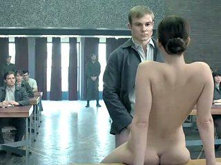 Jennifer Lawrence Naked Scene in Red Sparrow
