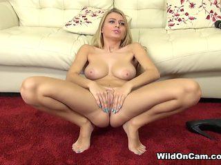 Exotic pornstar Natalia Starr in Fabulous Dildos/Toys, Masturbation porn video