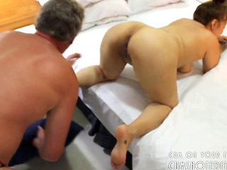 Hot Ass Milf Getting It From Behind