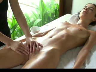 Best Skinny, Brunette porn movie