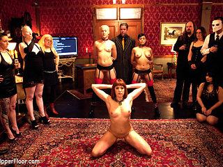 Dylan Ryan & Beretta James & Krysta Kaos & Odile in Promotion Of O - TheUpperFloor