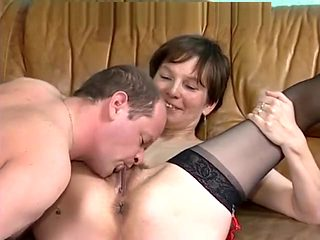 Sextape d'un couple de quadra allemand