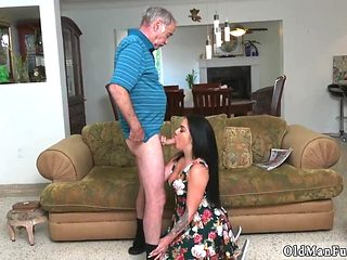Young Girl Licks Old Ass Frannkies A Quick Learner