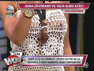 Paparazzi Oana Zavoranu No Panty