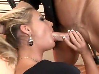 Incredible Anal, Blonde adult movie