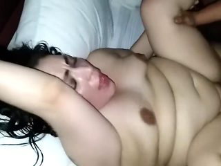 fucked by neighbor and his 18 yrs old son