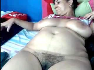 Nasty aunty