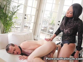 Havana Ginger in Welcome To Your Pegging - PornstarPlatinum