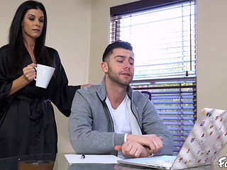 India Summer - Stepmom Gives An Education