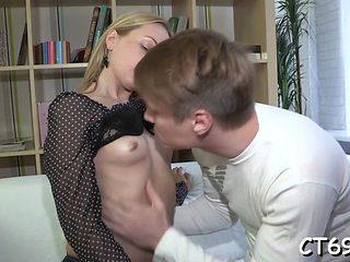 Hard Cock Brings Hot Orgasms Clip Segment 1