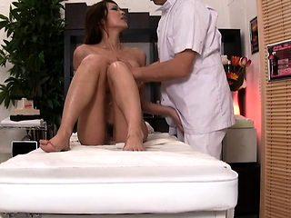 Stunning Erotic Massage