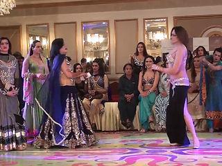 Pakistani Wedding Party