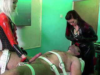 Medical Exam for Deceitful Slave -Never Lie To Your Mistress