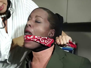 Milf Is Tied Up After Flirting