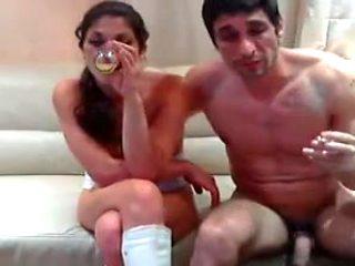 Crazy homemade Big Dick, Wife porn video
