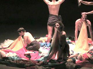 Naked on Stage-81 N8
