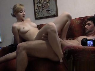 Curvaceous Wife With Round Ass Gets A Sensual Anal Ride