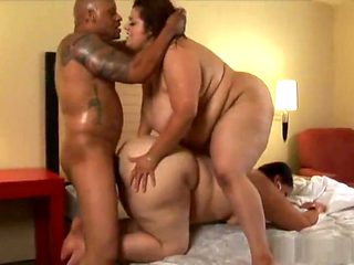 Horny pornstars Victoria Secret and Reyna Cruz in incredible interracial, big tits sex movie