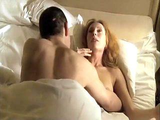 Fabulous homemade European, Redhead sex clip