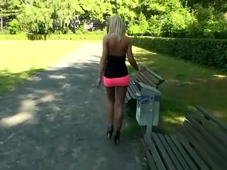 Hottest homemade Outdoor, Solo Girl xxx clip