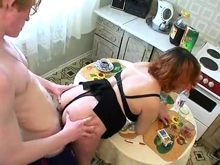 Fabulous Fetish, Redhead adult clip