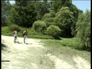 Bi-ology Lesson at the lakeside