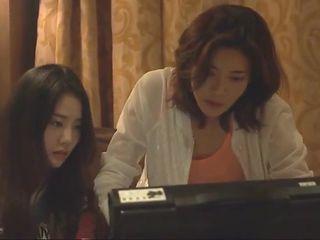 Lee chae-dam  ko won eom ji-hye in summer of director