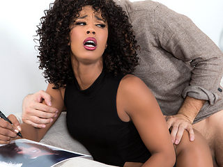 Misty Stone & Keiran Lee in My Girlfriend Is In Love With You - Brazzers