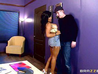 Brazzers - Jenna Foxx - Big Tits At School