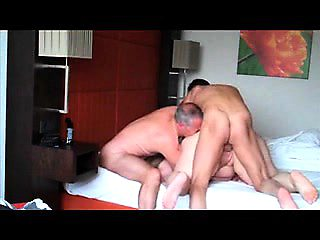 Chinese amateur mature threesome