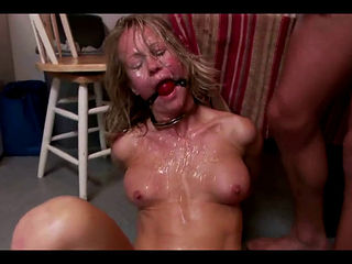 Damn Sexy Milf Enjoys Rough Gb Fuck