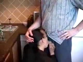 Amateur wife fucked and cum in mouth