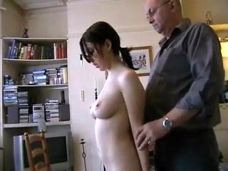 Slut learning how to submit