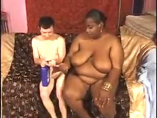 Odd Bisexual Interacial Couple