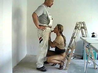 Dem handwerker geholfen