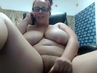 Incredible homemade Hairy, BBW xxx video