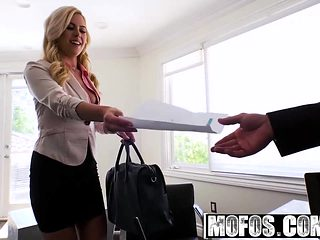 Mofos - Lets Try Anal - Summer Day - Hot Blonde Fucks Doctor
