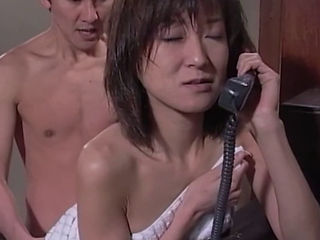 Asian Wife Has A Secret Affair With Her Husband's Coworker