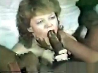 Cuckolds MILF Classic vintage taboo footage with BBC