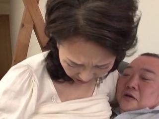Mature Asian Kimiko Ozawa Getting Fucked Hard
