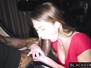 BLACKEDRAW Teen Gets Picked Up By BBC