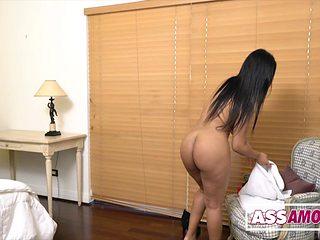 Big Ass Latina Cheating Wife Rose Monroe
